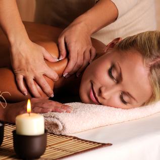 Økologisk Shea Butter-massage for 2 personer - København