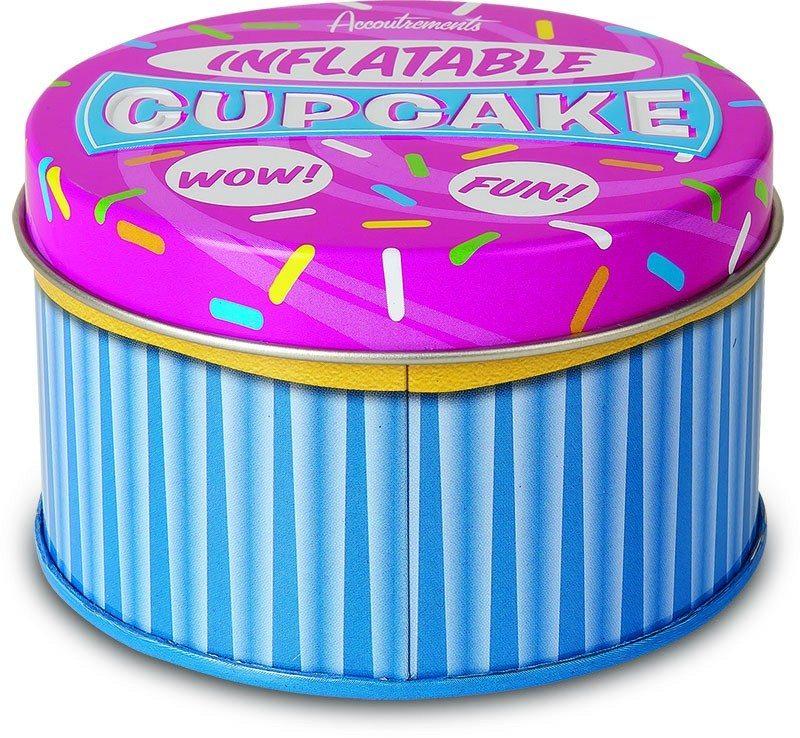 Oppustelig cupcake