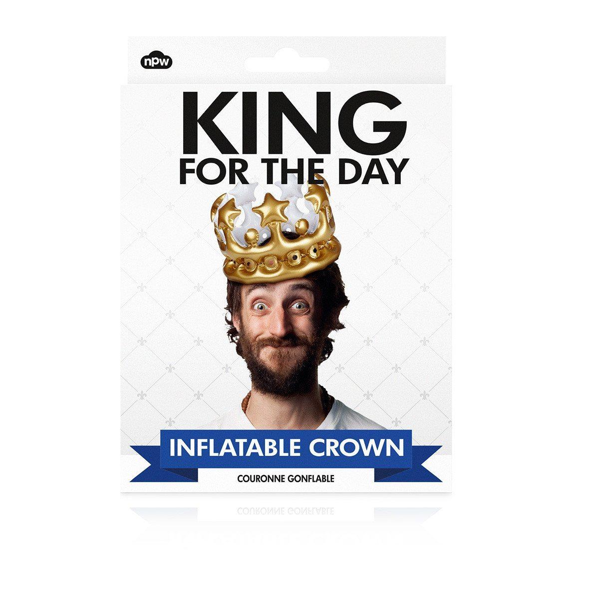 Oppustelig krone