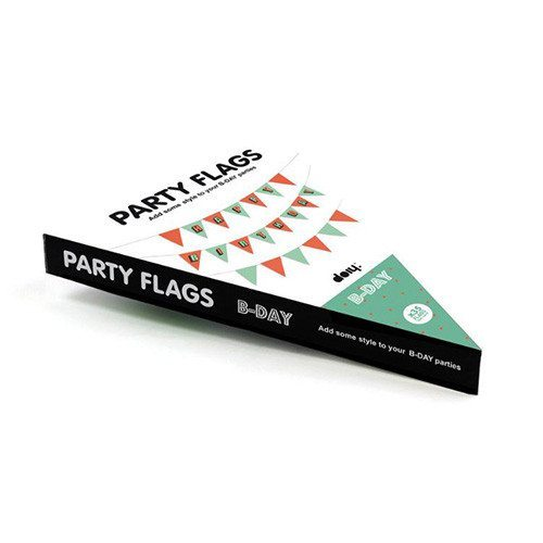 Party Flags - festguirlande