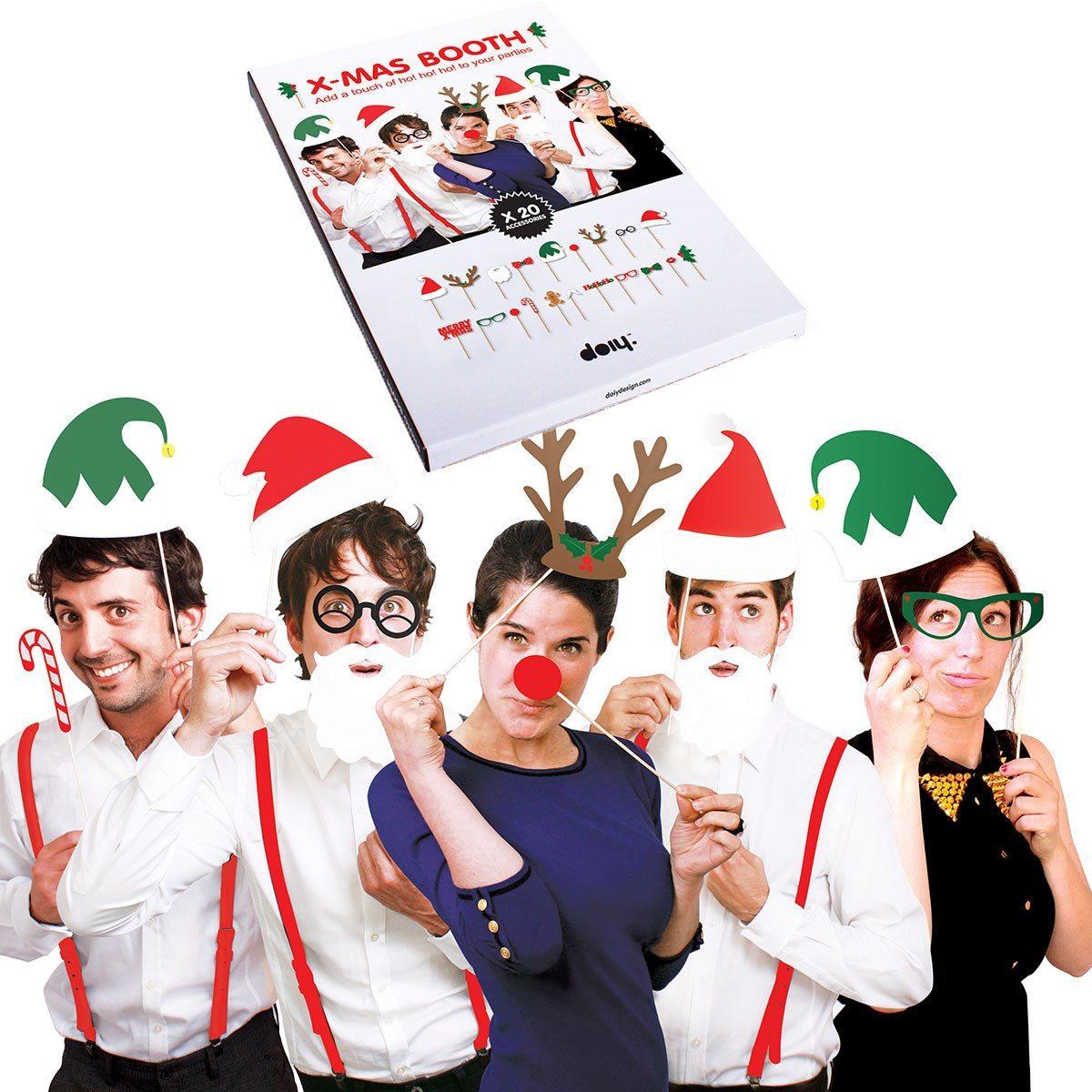 Photo Booth - juleudklædning