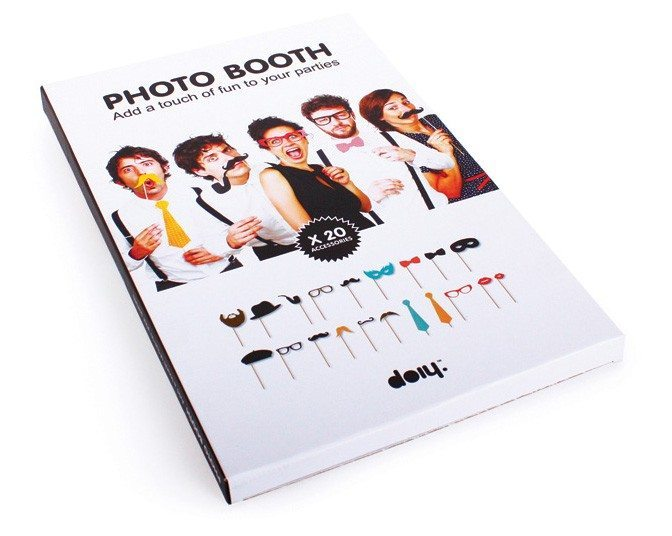 Photobooth-pynt