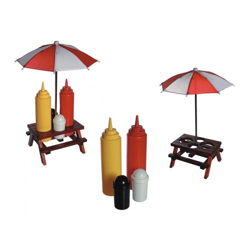 Picnic-bord til krydderier