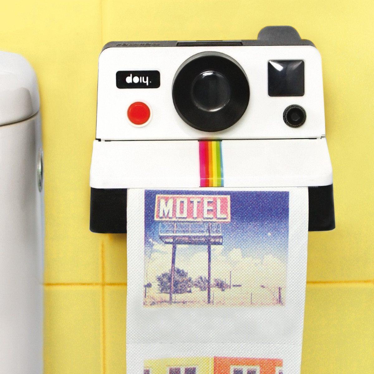 Polaroid-toiletrulle