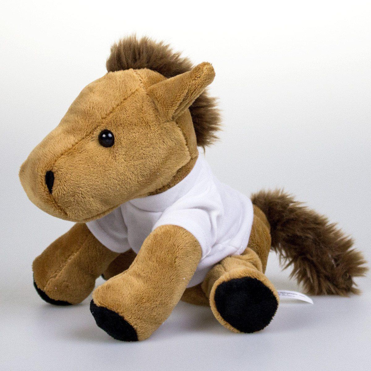 Ponybamse med fotobluse