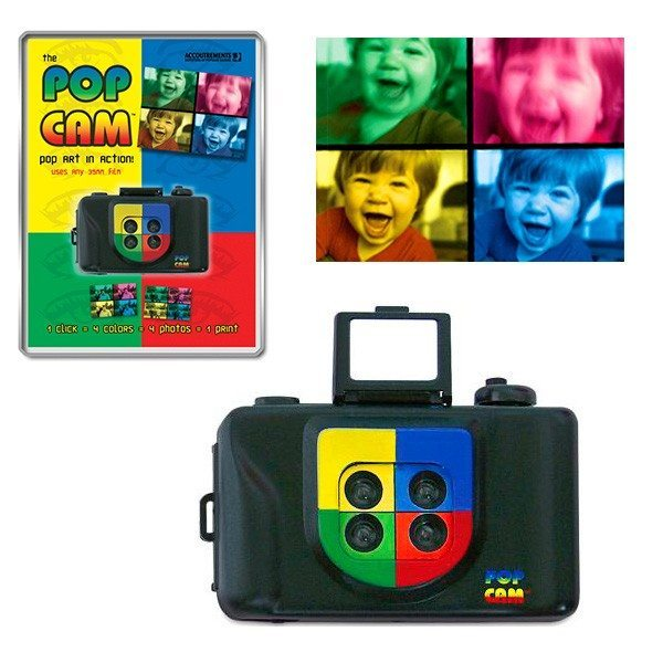 PopArt-kamera