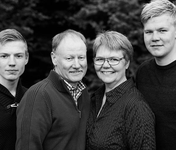 Portræt enkeltperson (on location) - Kolding