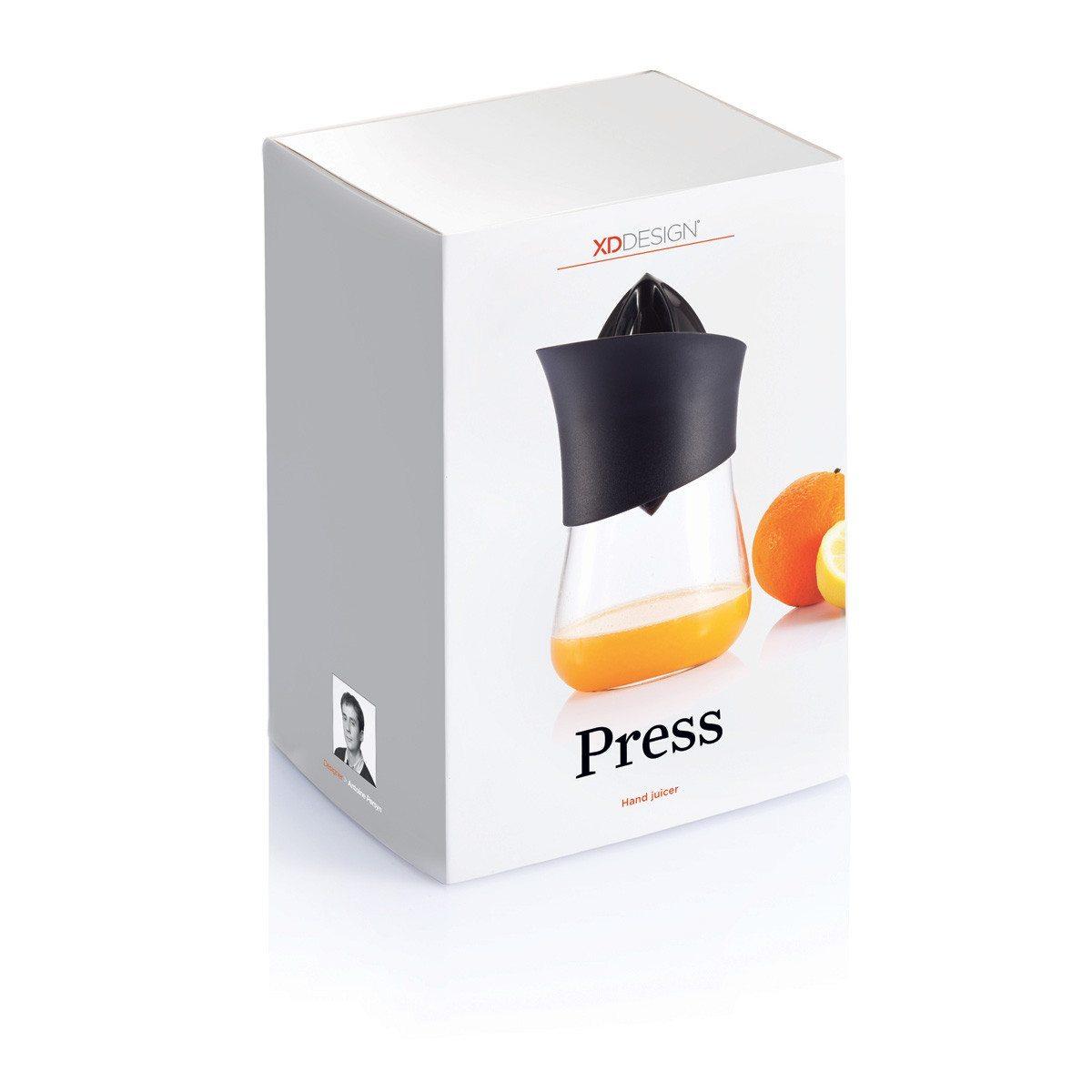Press - saftpresser