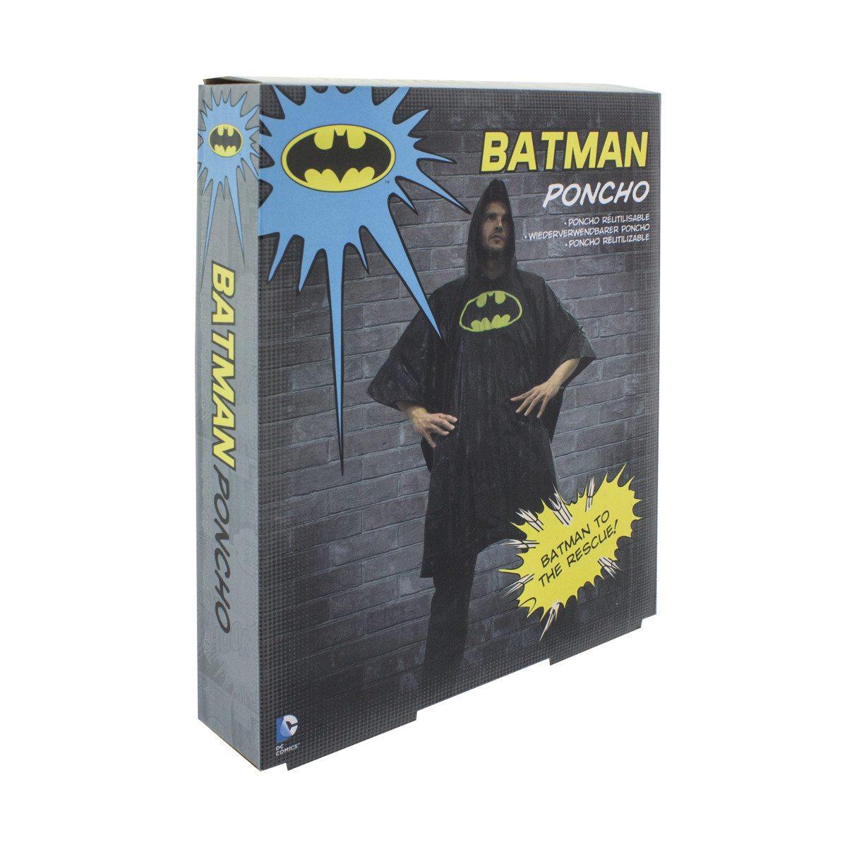 Regnslag med Batman-motiv