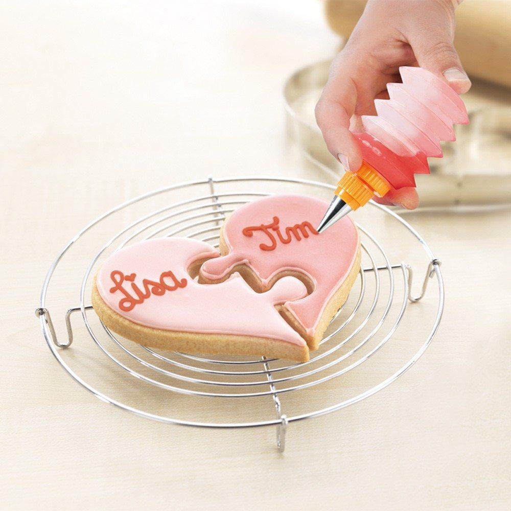 Romantisk kageform