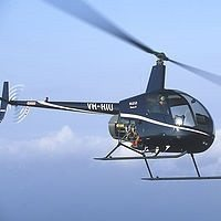 Rundflyvning i helikopter - Køge