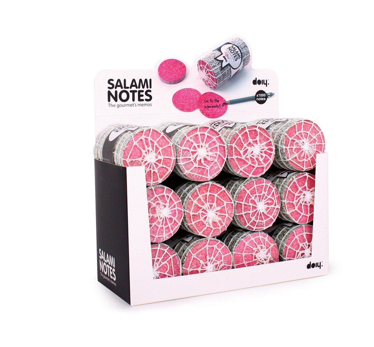 Salami-noter