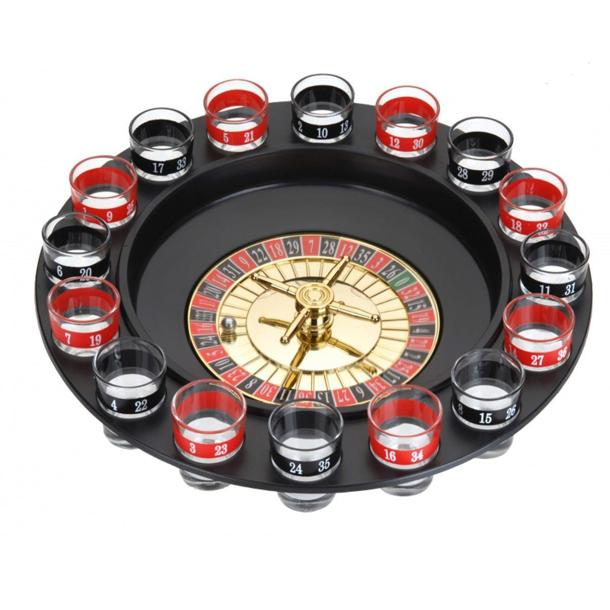 Shots-roulette