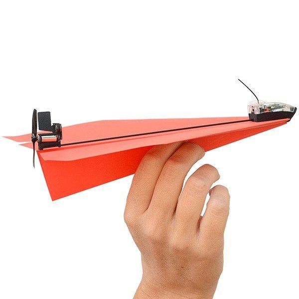 Smartphonestyret papirfly