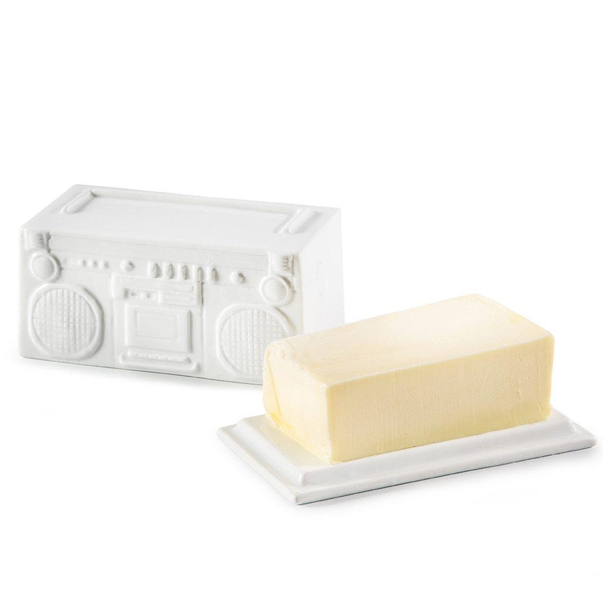 Smørholder som container eller radio