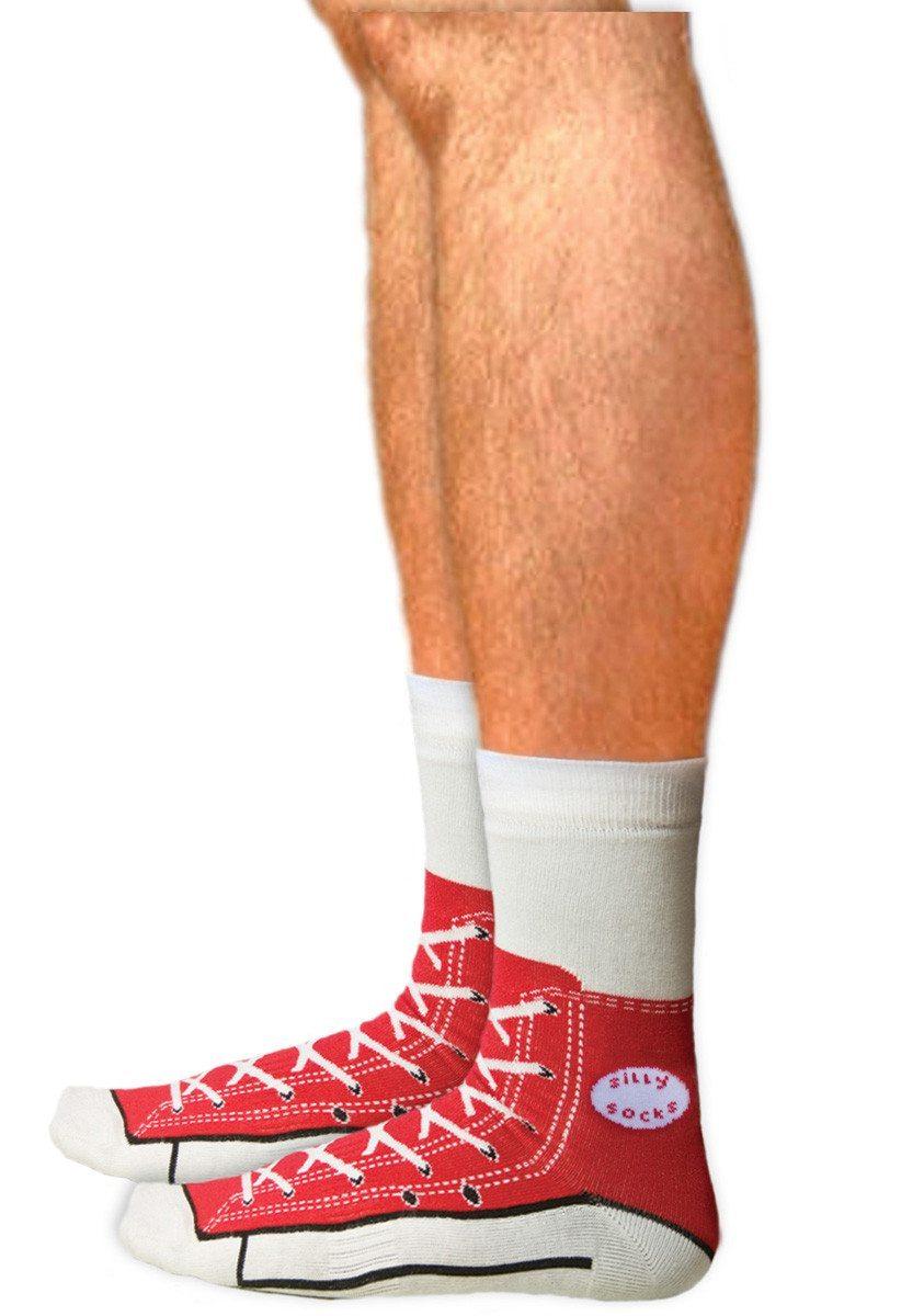 Sneakers-sokker
