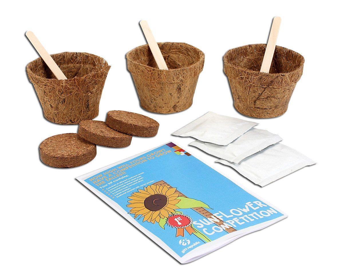 Sow & Grow-plantesæt