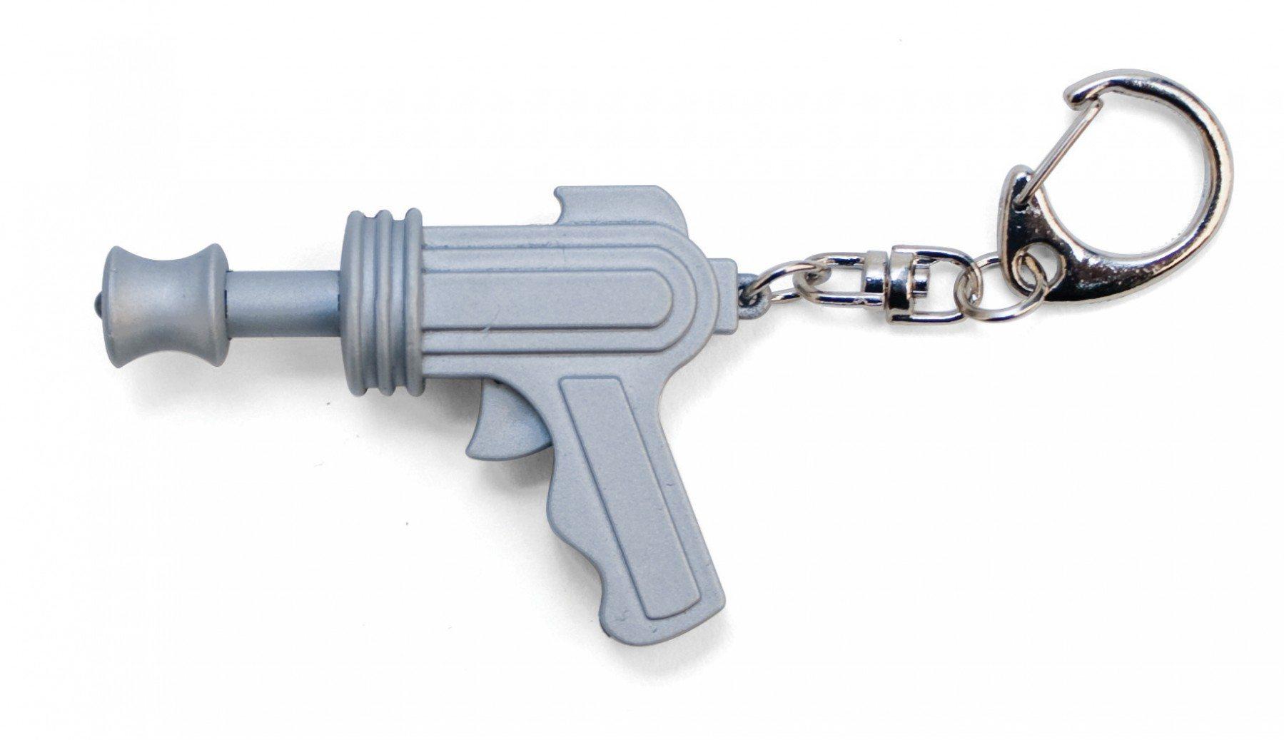 Space Gun-nøglering
