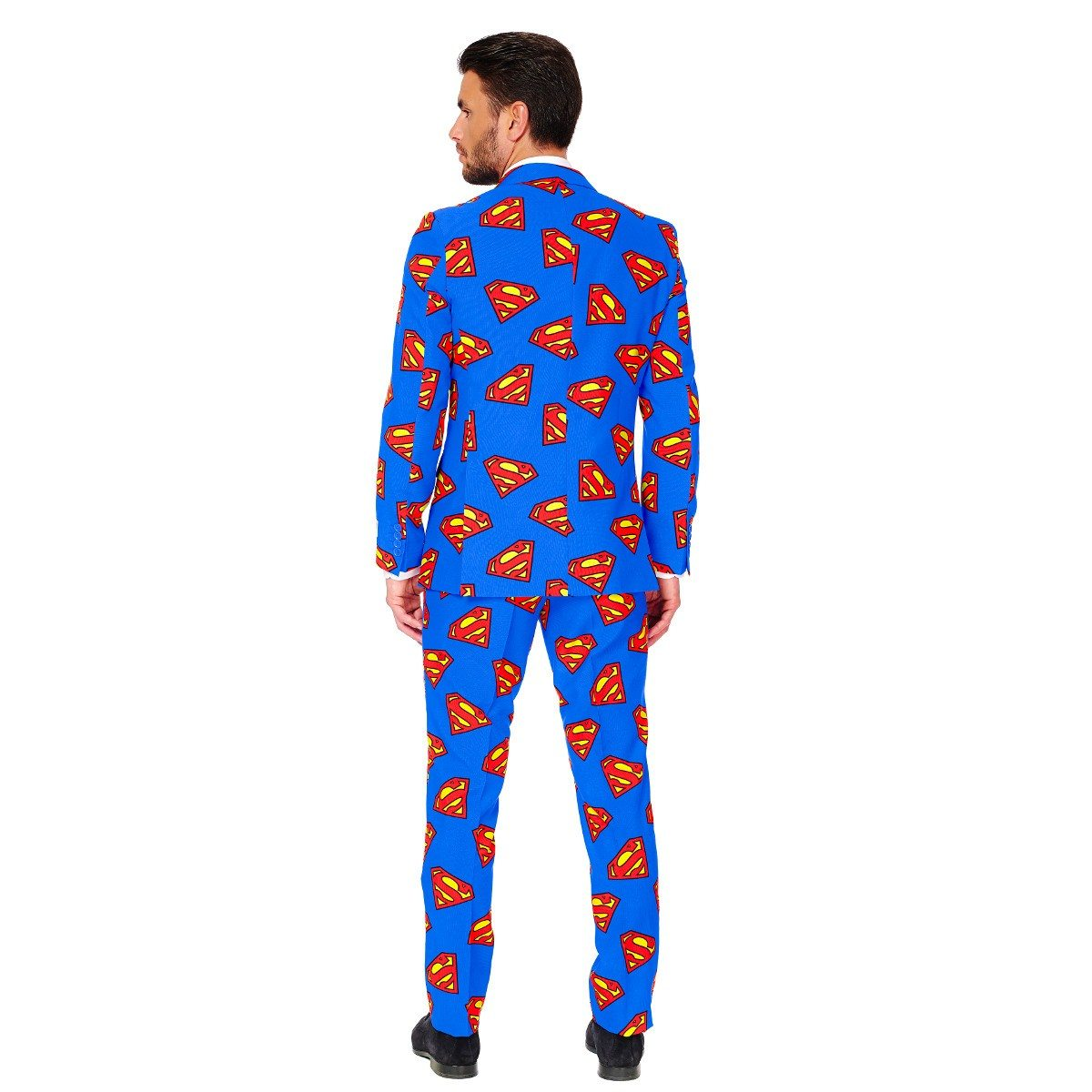 Superman-jakkesæt