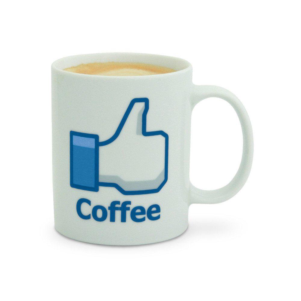 Synes godt om-kaffekop