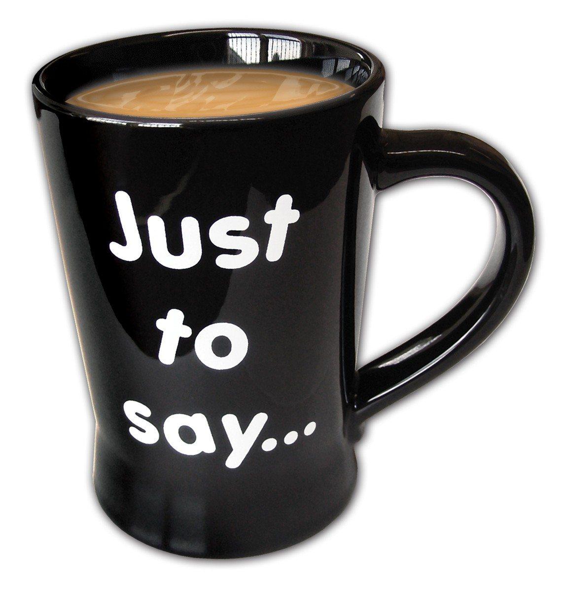 Talende kaffekrus