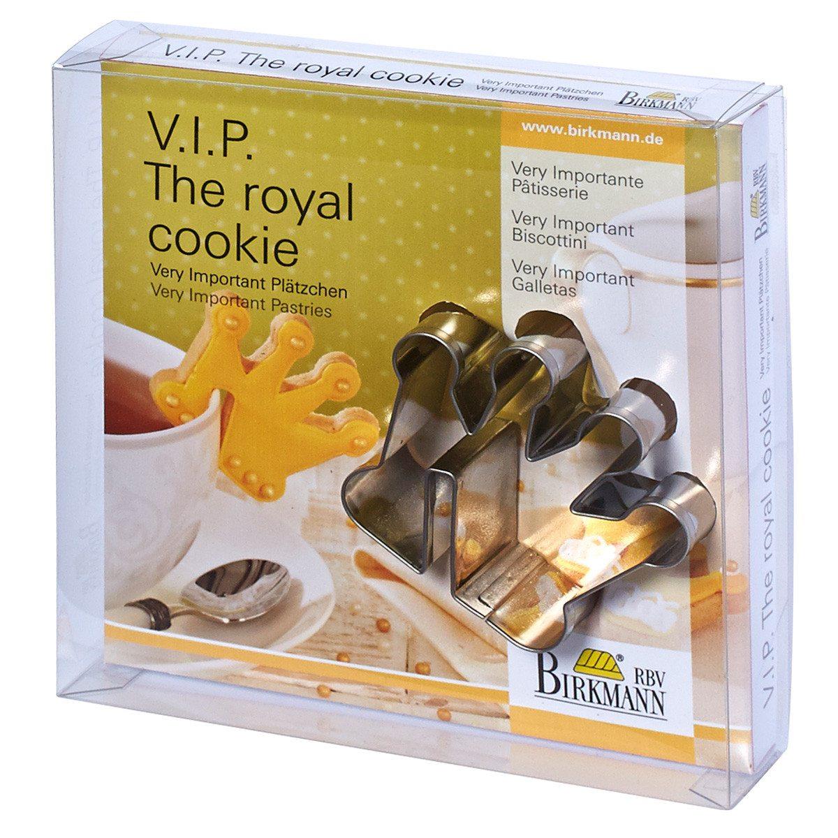 The Royal Cookie - udstiksform