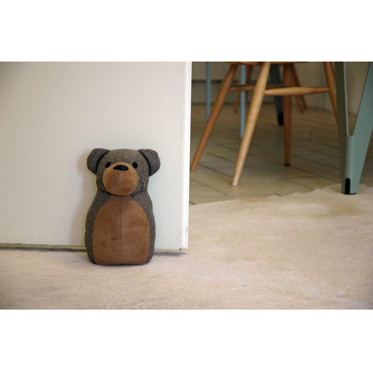 Tierisch guter Türstopper Bär - Scene 3