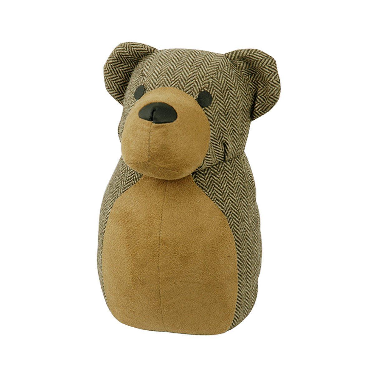Tierisch guter Türstopper Bär - Vollansicht