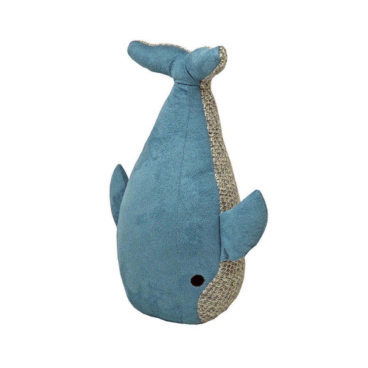 Tierisch guter Türstopper Wal - Vollansicht