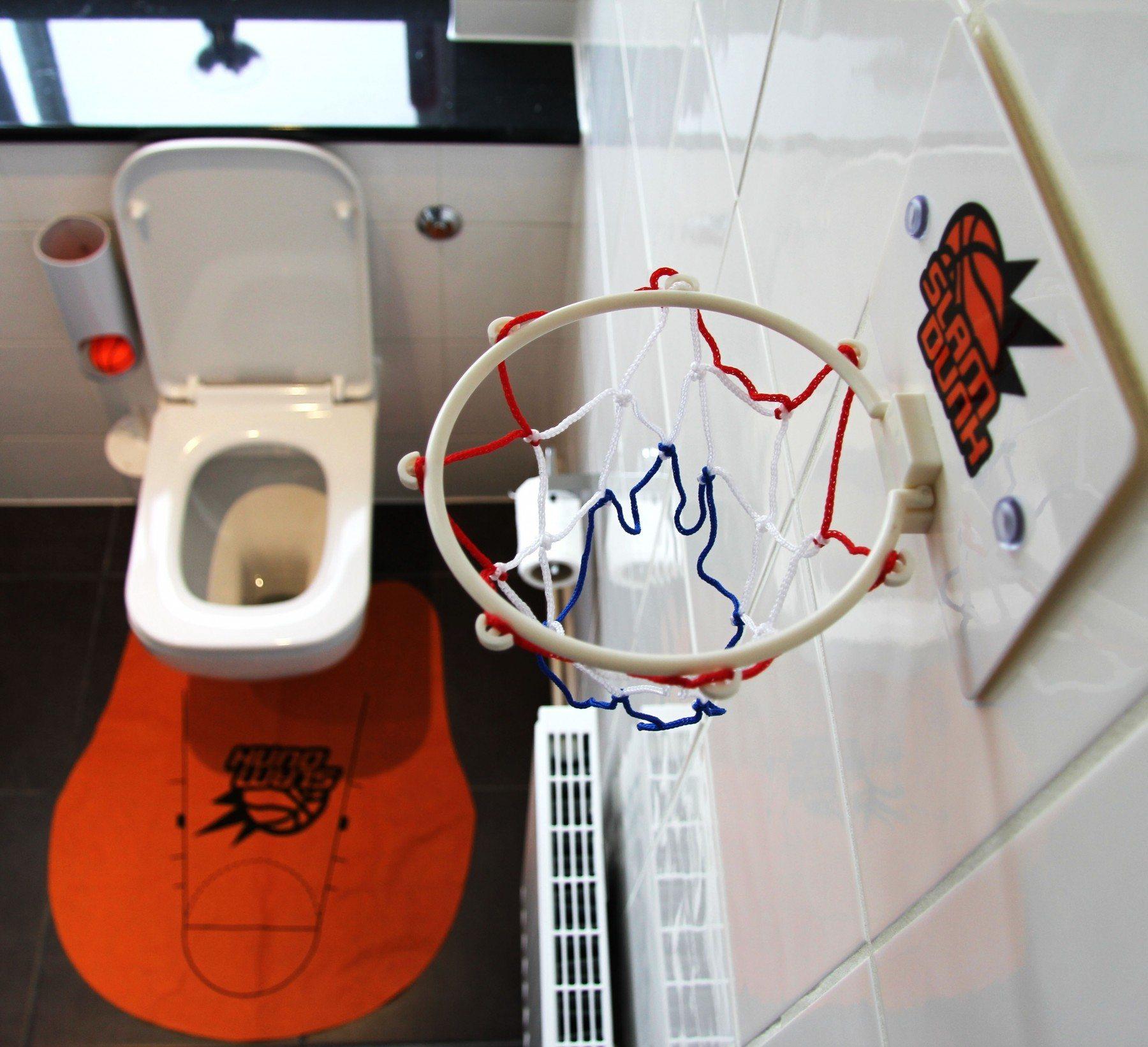 Toilet-basket
