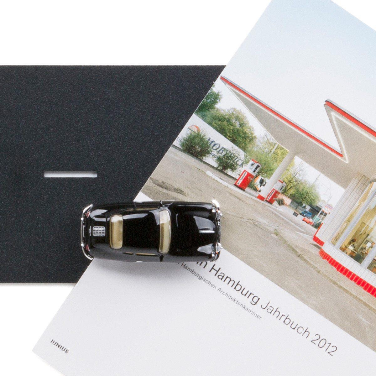 Wallstreet Memoboard mit Kultauto Porsche 356 A