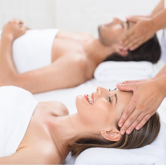 Wellnessmassage for 2 personer - Odense