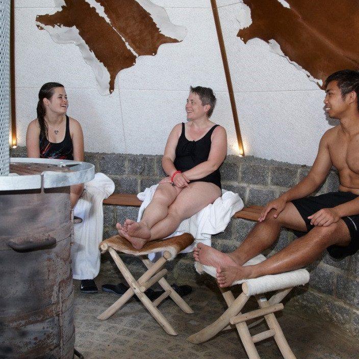Wellnessophold med adgang til spa for 2 personer - Thy