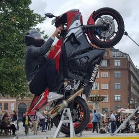 Wheelie Simulator - København K