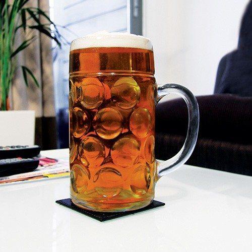 XXL-ølkrus