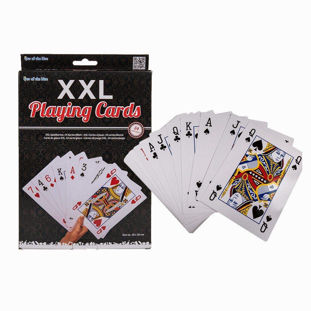 XXL-spillekort
