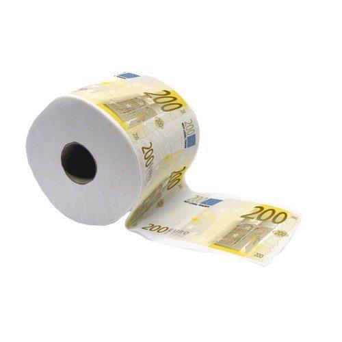 200 euro-toiletpapir