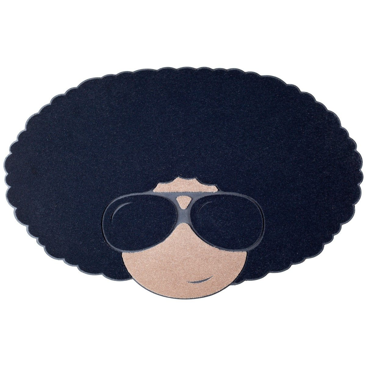 Afro-dørmåtte