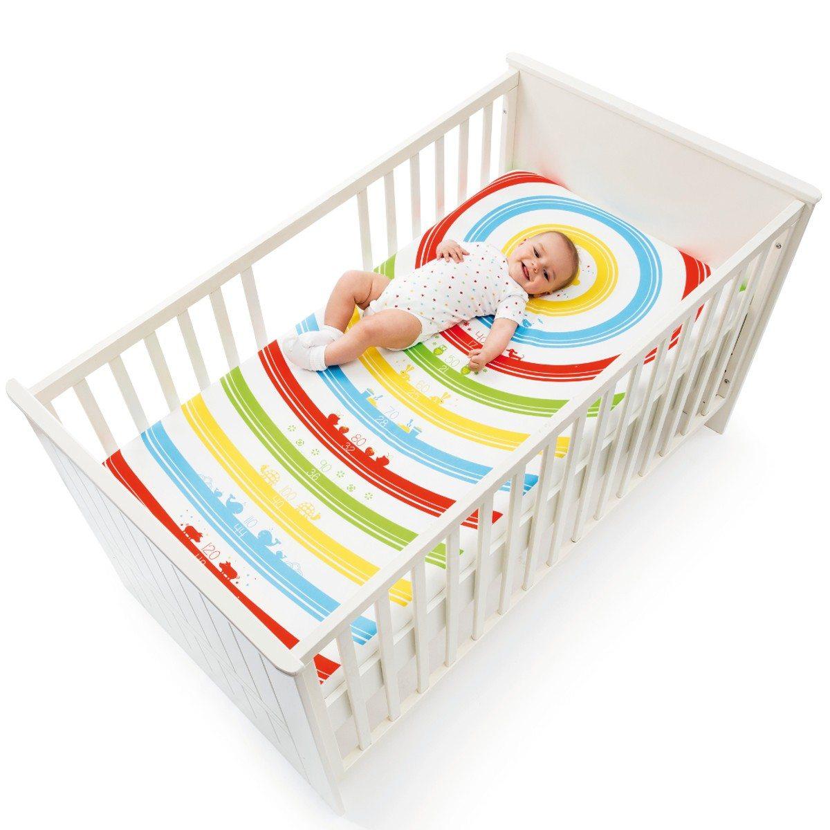 Babylagen med måletabel