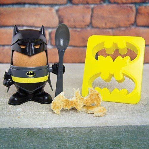 Batman-morgenmadssæt