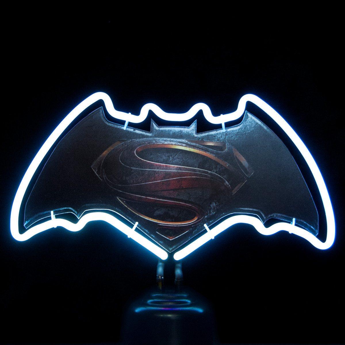 Batman vs. Superman neonlys