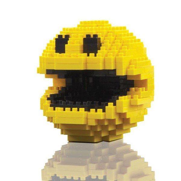 Byg-selv pixel-Pacman