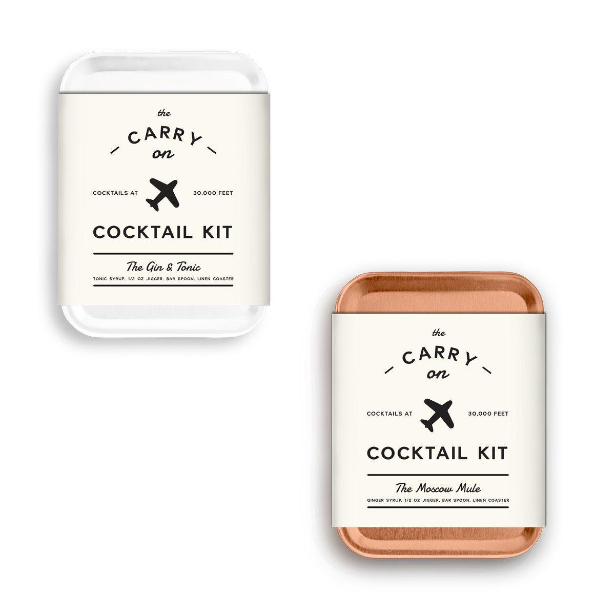 Cocktail to go – Reiseset - Gin Tonic - Scene