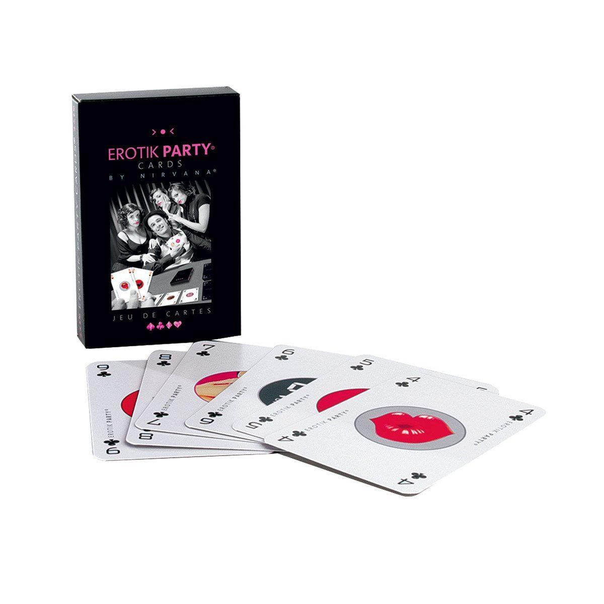 Erotisk kortspil