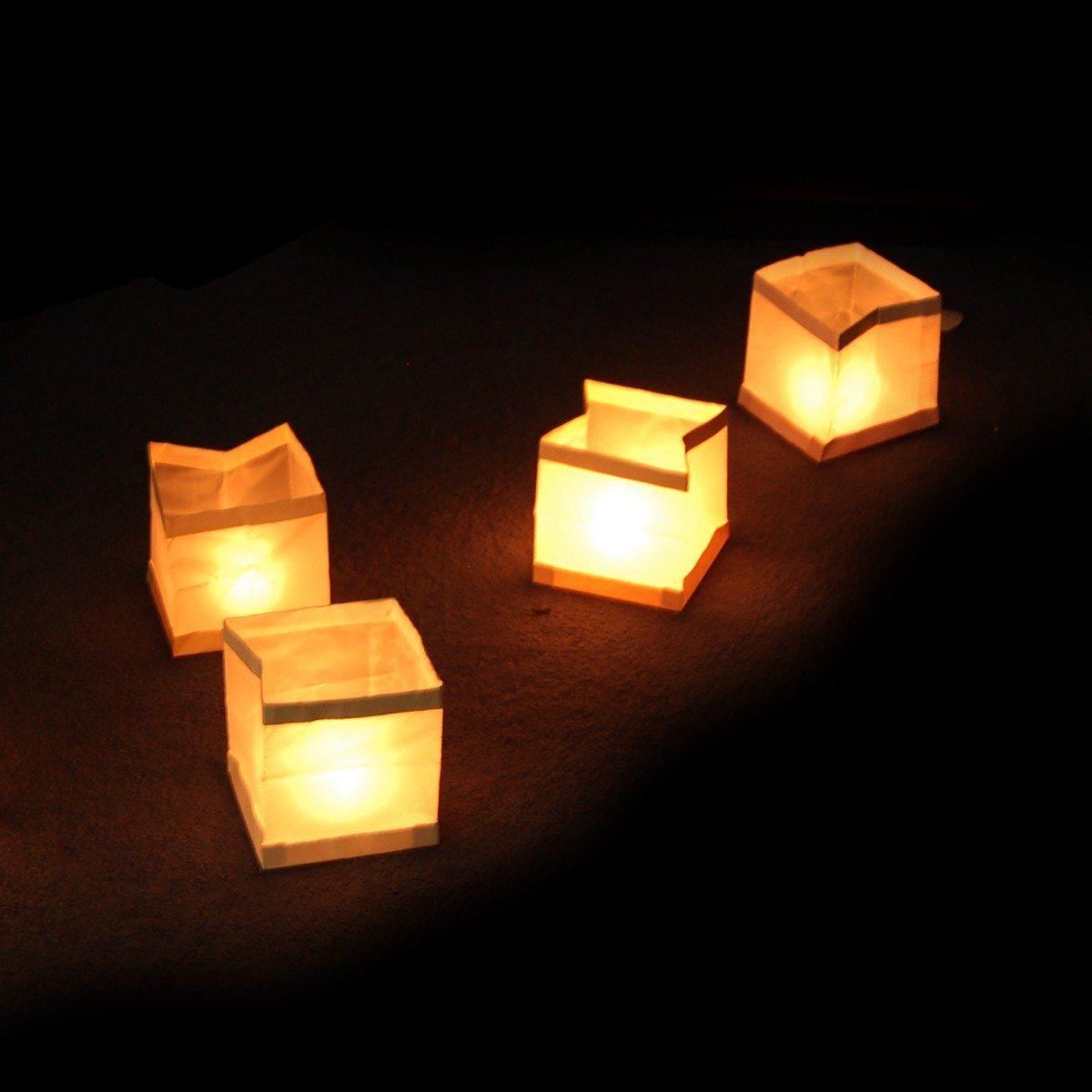 Flydende lanterner