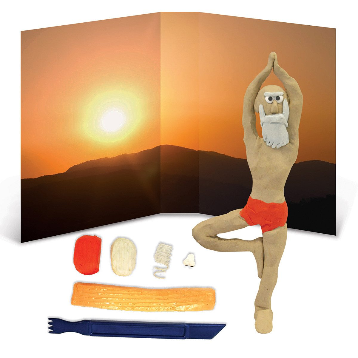 Form din egen yogi