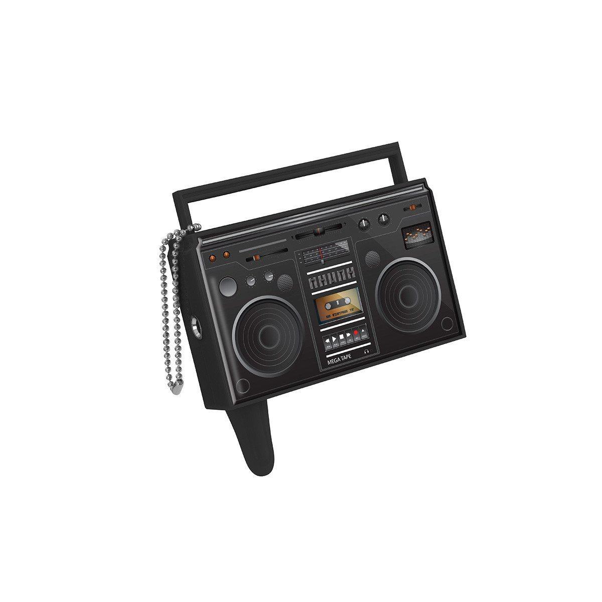 Ghettoblaster headset-fordeler