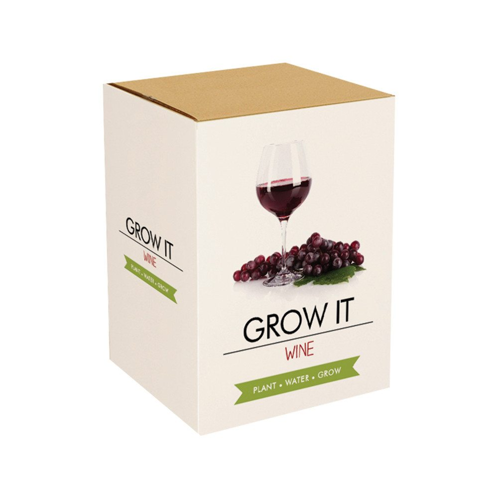 Grow It - bryg din egen vin