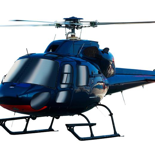 Rundflyvning i helikopter for 3 personer - Silkeborg