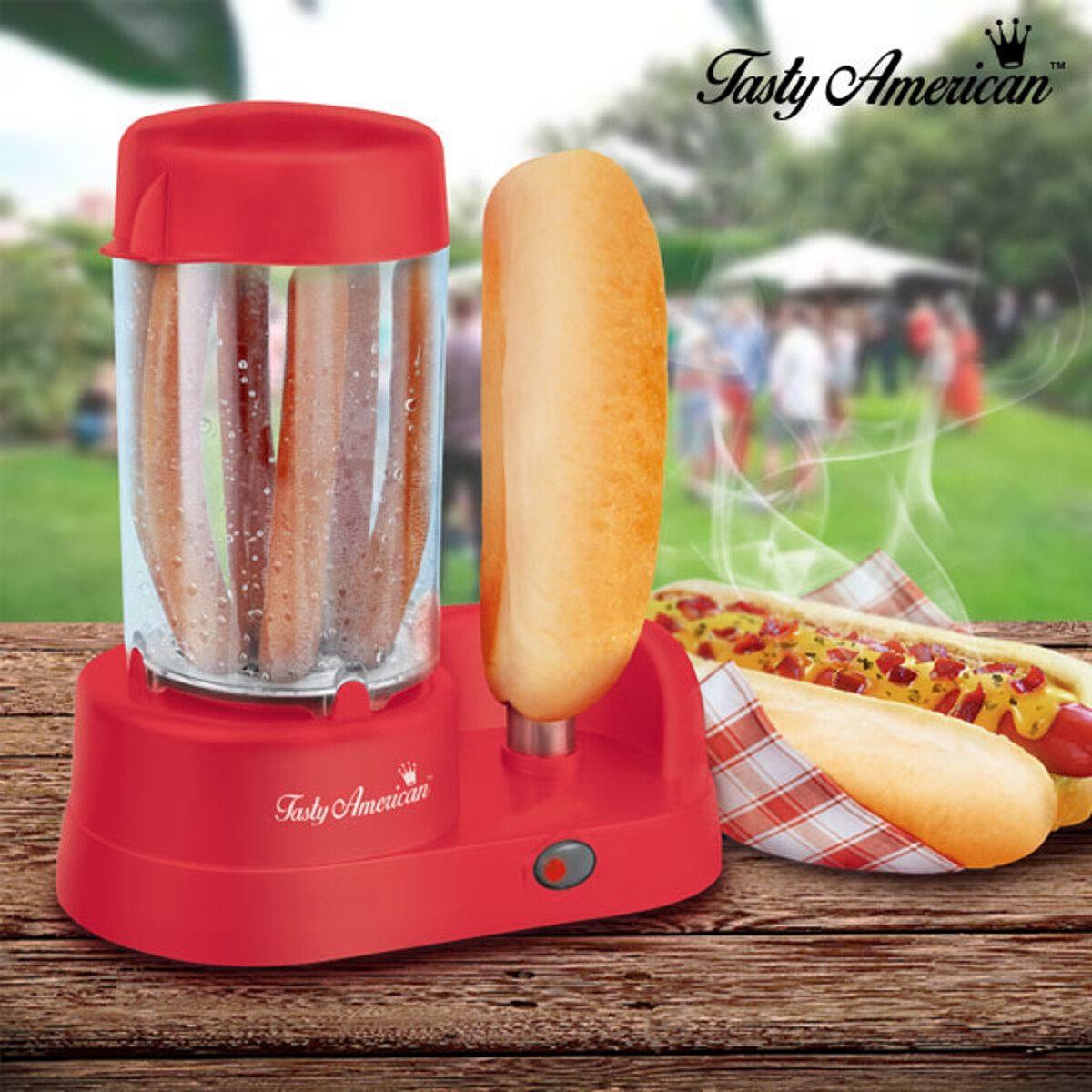 Hot-Dog-Maker - Szene
